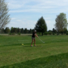 A view of a tee at Mohawk Glen Golf Course (Morgan Noone)