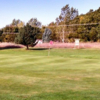 A view of a green at Bedford Creek Golf Course