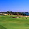 A view from fairway #2 at Sebonack Golf Club