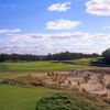 A view of the 10th fairway at Sebonack Golf Club