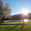 A view of a green at Onteora Club
