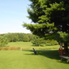 A view from tee #2 at Trumansburg Golf Club