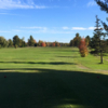 A view of a fairway at Twin Brooks Golf Course