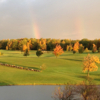 A fall day view from Highland Meadows Golf & Country Club