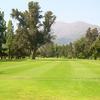 A view of green #10 at La Dehesa Golf Club