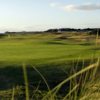 A view of a hole at Royal Troon Golf Club