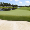 A view of hole #9 at Dye's Valley Course from TPC Sawgrass