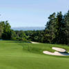 A view from a fairway at Hamilton Golf and Country Club