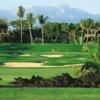 A view of a hole at Hualalai Golf Club (Four Seasons Resort Hualalai)