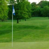 A view of a hole at Plainfield West Nine