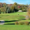 A view from tee #18 at Hidden Valley Golf Club