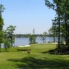 A view from a tee at Cypress Landing Golf Club