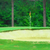 A view of a hole at Southern Wayne Country Club