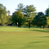 A view of a green at Statesville Country Club
