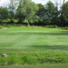 A view of a green at Cherokee Hills Golf Course