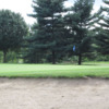 A view of a hole at Cherokee Hills Golf Course