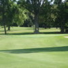 A view of the 4th green at Losantiville Country Club