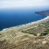 Aerial view from La Serena Golf Club