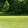 A view of hole #2 at Forest Hills Golf Course