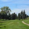 A view of the 5th green at Napoleon Golf Course