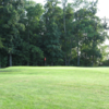 A view of green #1 at Lincoln Hills Golf Club