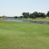 A view of a green at Generations Golf Course (Brandt Hennessee)