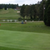 A view of a hole at White Birch Golf Course