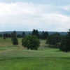 A view from a tee at White Birch Golf Course