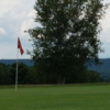 A view of a green at White Birch Golf Course