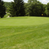 A view of a green at Black Hawk Golf Course