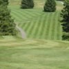 A view of a hole at Black Hawk Golf Course