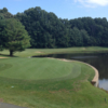 View of a green at Penderbrook Golf Club