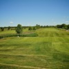 View from the 3rd tee box at Ron Jaworski's RiverWinds Golf & Tennis Club