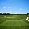 View from the 7th gold tee box at Ron Jaworski's RiverWinds Golf & Tennis Club