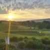 Sunset view from Glengarry Golf Links