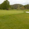A view of a hole at Owens-Brockway Golf Course