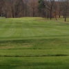 A view from a tee at Pinecrest Country Club