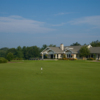 View of the clubhouse at Pilgrim's Run