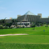 A view of a green at Paradisus Cancun Resort (Clubmelia)