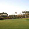 A view of a hole at Las Huertas Golf & Beach Club