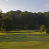 A view from tee #17 at Salem Glen Country Club