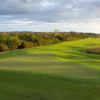 A view of a green at Eagle Course from TwinEagles Golf & Country Club