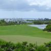 A view of a hole at CuisinArt Golf Club