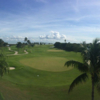 A view from Gasparilla Inn Golf Course