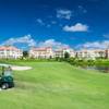 A view of a green at Iberostate Bavaro Golf Club