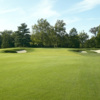 A view from a fairway at Bellerive Country Club