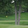 A view of a hole at Cherry Valley Country Club