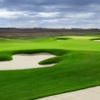 A view of the 13th hole at The Falls Course from Grand Falls Casino & Golf Resort