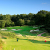 A view from tee #11 at Alwoodley Golf Club