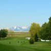 View from the 5th at Nanton Golf Club